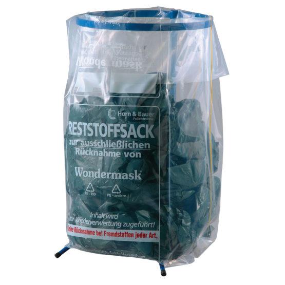 Reststoffsäcke mit Druck Wondermask®