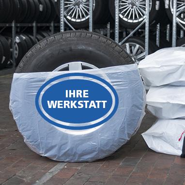 Reifensäcke mit Ihrem Logo