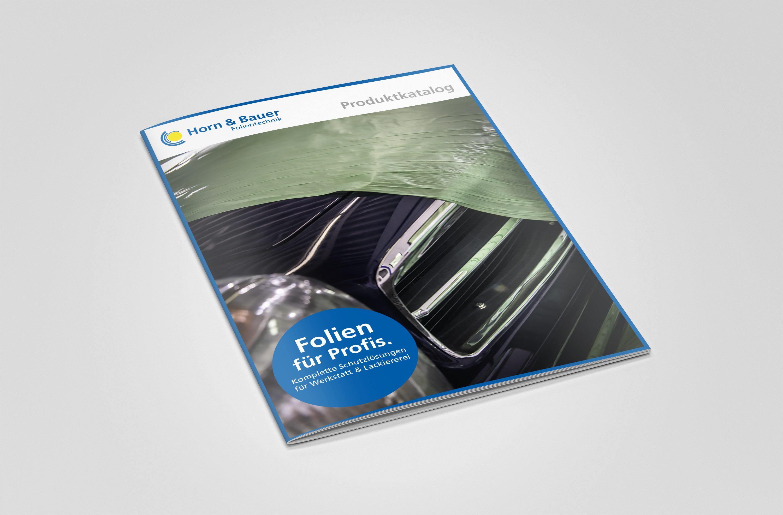 Horn & Bauer Katalog 2018 Deutsch